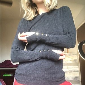 Zara Knit Pullover Sweater with Cuff detail